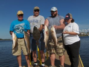 North Carolina Inshore Fishing