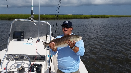Limited Out on Red Drum