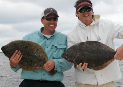 Inshore Flounder in March