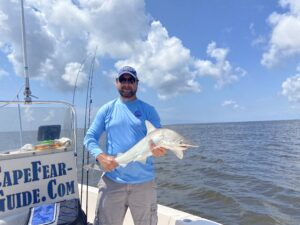 Baldhead Island Guided Inshore
