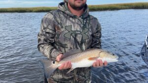 Carolina Beach Fall Fishing